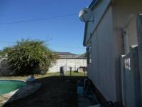 Backyard of property in Milnerton
