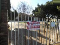 Sales Board of property in Vereeniging
