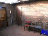 Patio of property in Vereeniging