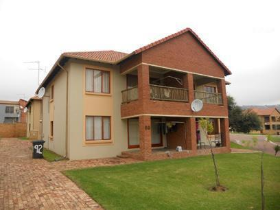 Standard Bank EasySell 2 Bedroom Simplex for Sale For Sale in Willowbrook - MR038461