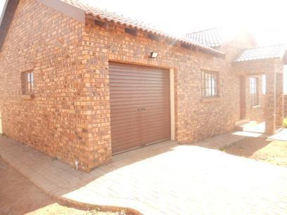 Standard Bank EasySell 3 Bedroom House for Sale For Sale in Middelburg - MP - MR038725