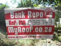 Sales Board of property in Kloof