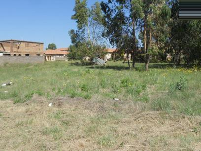 Standard Bank Repossessed Land for Sale For Sale in Brakpan - MR038879