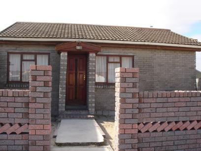 Standard Bank Repossessed 3 Bedroom House For Sale in Khayelitsha - MR038891