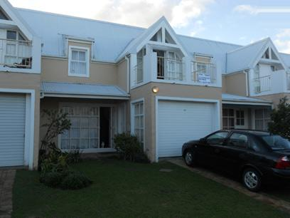 3 Bedroom Duplex for Sale For Sale in Strand - Private Sale - MR039542