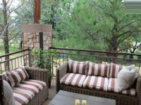 Patio - 19 square meters of property in Fourways
