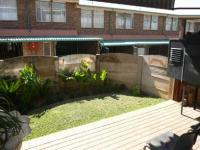 Backyard of property in Pretoria Gardens