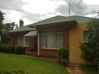 4 Bedroom House for Sale For Sale in Krugersdorp - Private Sale - MR04313