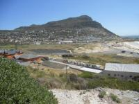 Land in Simon's Town