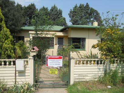 Standard Bank Repossessed 3 Bedroom House for Sale on online auction in Reitz - MR04503