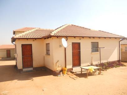 Standard Bank EasySell 3 Bedroom House for Sale For Sale in Cosmo City - MR049599