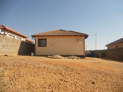 Standard Bank EasySell 3 Bedroom House For Sale in Cosmo City - MR050150