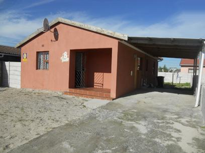 Standard Bank EasySell 3 Bedroom House For Sale in Blue Downs - MR050152