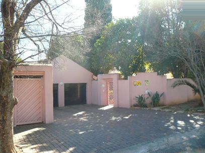 Standard Bank EasySell 5 Bedroom House for Sale For Sale in Glenhazel - MR050844