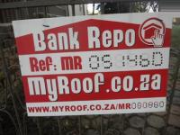 Sales Board of property in Oudtshoorn