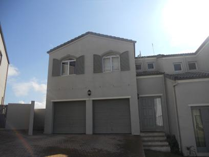 Standard Bank EasySell 3 Bedroom House For Sale in Durbanville   - MR051748