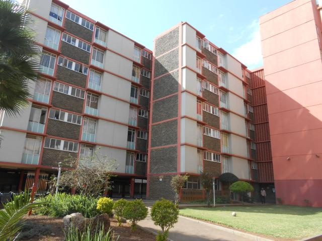 Standard Bank Repossessed 1 Bedroom Sectional Title for Sale on online auction in Arcadia - MR051931