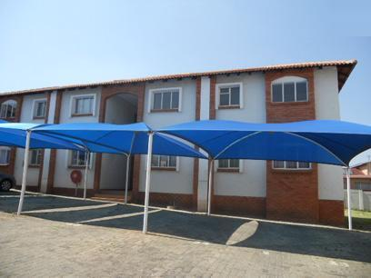 Standard Bank Repossessed 2 Bedroom Sectional Title on online auction in Rensburg - MR052145