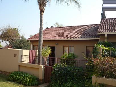 1 Bedroom Simplex for Sale For Sale in Garsfontein - Home Sell - MR05279