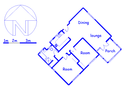 Floor plan of the property in Essenwood