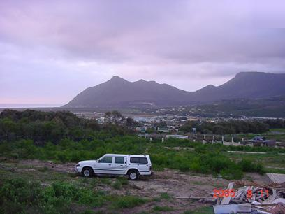 Land For Sale in Fish Hoek - Home Sell - MR05305