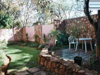 Garden of property in Baviaanspoort