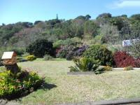 Garden of property in Umtentweni