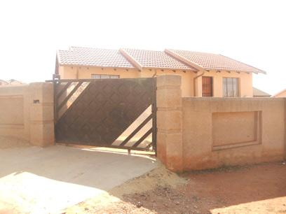 Standard Bank EasySell 3 Bedroom House For Sale in Roodepoort - MR054549