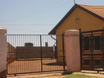 Standard Bank Repossessed 3 Bedroom House For Sale in Protea Glen - MR057023