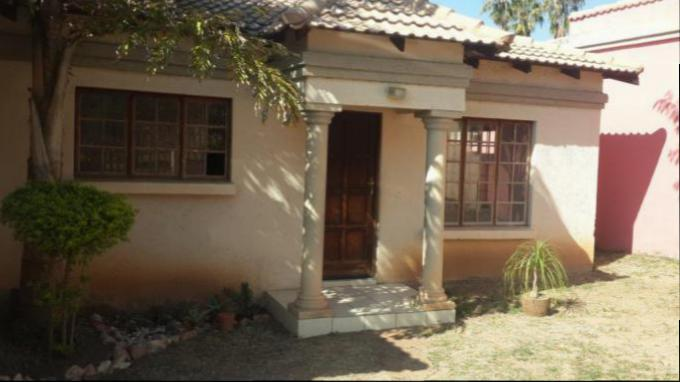 Standard Bank Repossessed 3 Bedroom House for Sale on online auction in Nelspruit Central - MR057262