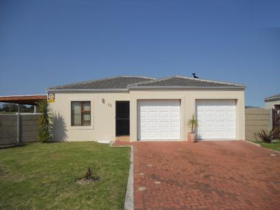 3 Bedroom House for Sale For Sale in Kraaifontein - Private Sale - MR057460