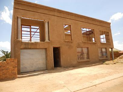 Standard Bank Repossessed 4 Bedroom House for Sale on online auction in Mamelodi - MR058241