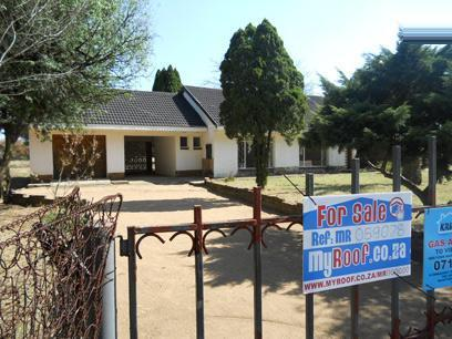 Standard Bank Repossessed 4 Bedroom House on online auction in De Deur Estates - MR059078