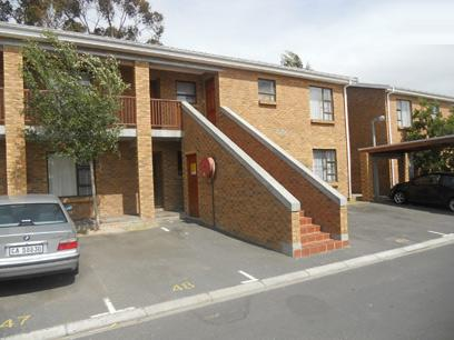 Standard Bank EasySell 2 Bedroom Sectional Title for Sale For Sale in Kraaifontein - MR059577