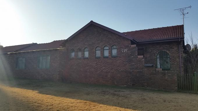 Standard Bank EasySell 4 Bedroom House for Sale For Sale in Garsfontein - MR059900