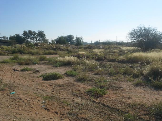 Standard Bank Insolvent Land for Sale For Sale in Upington - MR060021