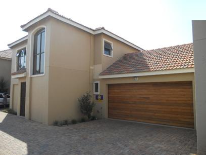 3 Bedroom Cluster for Sale For Sale in Vanderbijlpark - Private Sale - MR060352