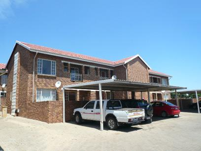 Standard Bank Repossessed 2 Bedroom Sectional Title on online auction in Westpark - MR060753