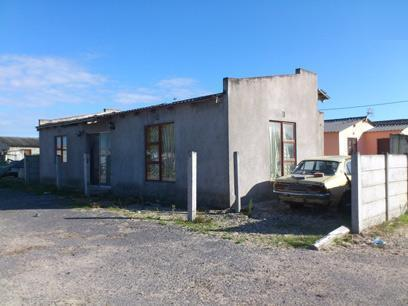 Standard Bank Repossessed 2 Bedroom House for Sale on online auction in Khayelitsha - MR060768