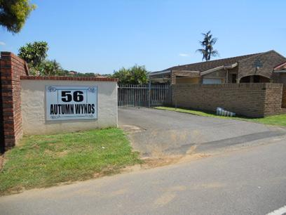 Standard Bank EasySell 3 Bedroom Sectional Title For Sale in Hillary  - MR061607
