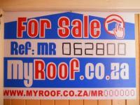 Sales Board of property in Woodlands - DBN