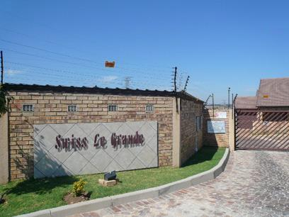 Standard Bank EasySell 2 Bedroom Sectional Title for Sale For Sale in Rooihuiskraal North - MR063164