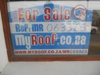 Sales Board of property in Paarl