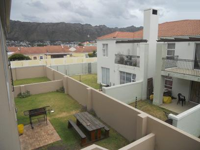 Standard Bank EasySell 3 Bedroom Sectional Title For Sale in Gordons Bay - MR063854