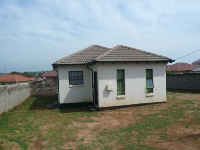 Standard Bank EasySell 3 Bedroom House for Sale For Sale in Cosmo City - MR063871