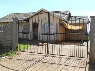 Standard Bank EasySell 3 Bedroom House for Sale For Sale in Mohlakeng - MR064081