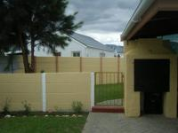 Backyard of property in Gordons Bay