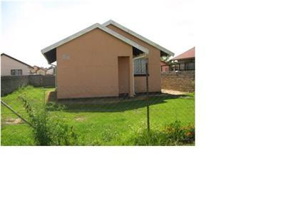 Standard Bank Repossessed 3 Bedroom House for Sale For Sale in Klippoortje North - MR06503