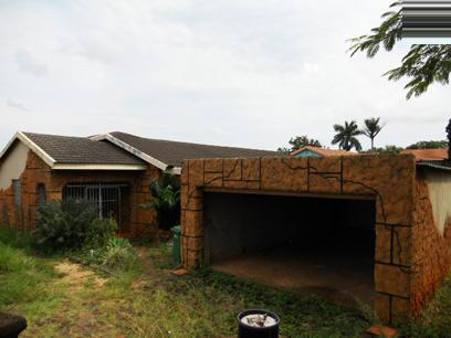Standard Bank Repossessed 4 Bedroom House for Sale For Sale in Empangeni - MR06509
