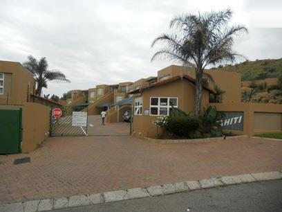 Standard Bank EasySell 2 Bedroom Sectional Title for Sale For Sale in Winchester Hills - MR066121